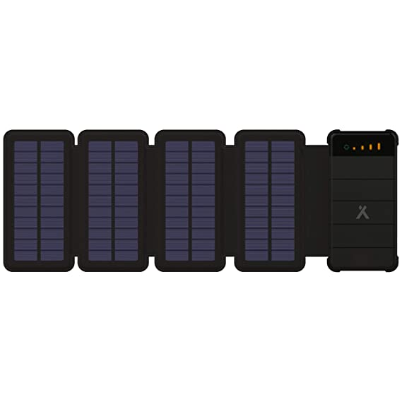 Amazon com: Bear Grylls 8000mAh Solar Power Bank: Cell