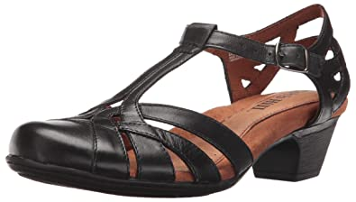48bc4a7d5 Rockport Women s Cobb Hill Aubrey Black 5.5 B - Medium