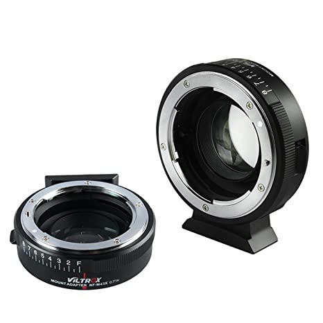 Review VILTROX NF-M43X 0.71x Nikon