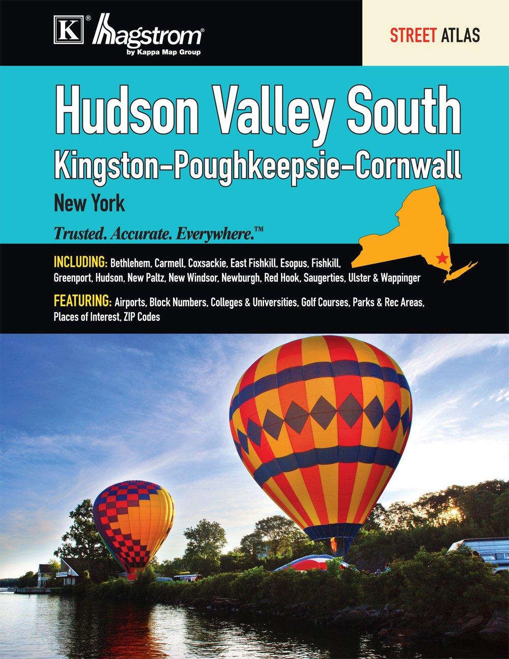 Read Online Hudson Valley South - NY Atlas pdf epub