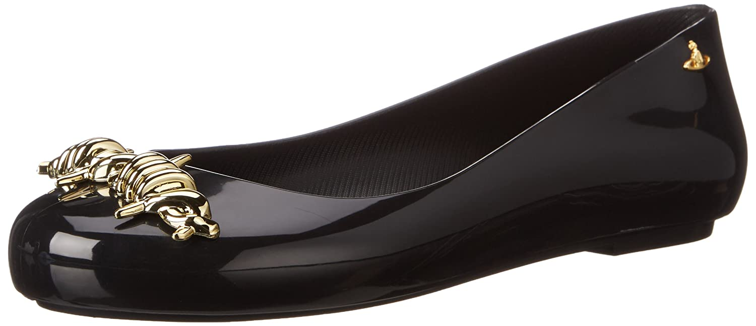 ada9d3dafed Vivienne Westwood   Melissa Women s Vw Space Love Ballet Flats   Amazon.co.uk  Shoes   Bags