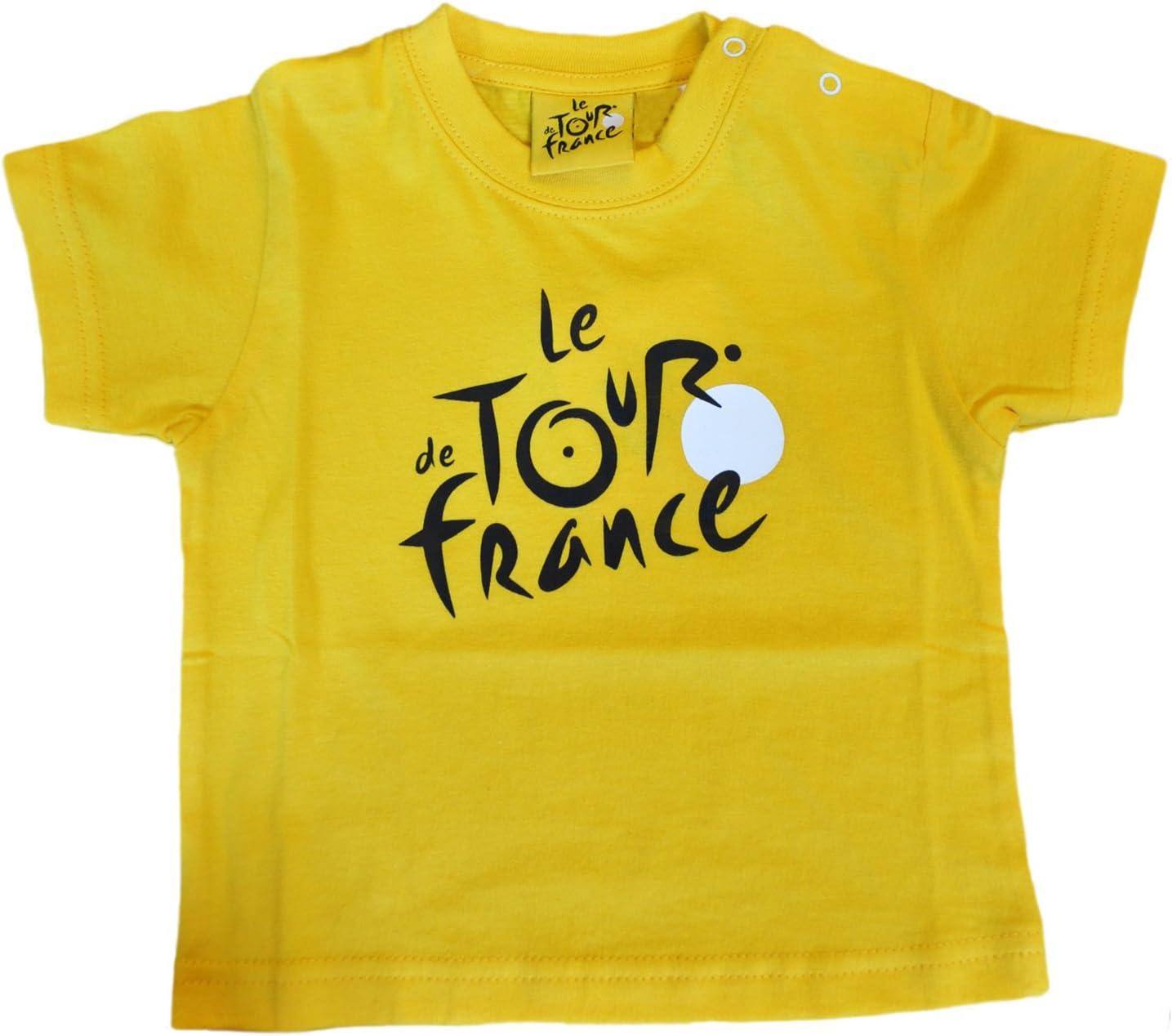 Le Tour de France Grenouill/ère Pyjama b/éb/é Grimpeur de Cyclisme Collection Officielle Taille b/éb/é gar/çon