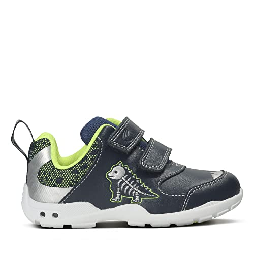 84adb458 Clarks Brite Rex Boys First Sports Shoes: Amazon.co.uk: Shoes & Bags