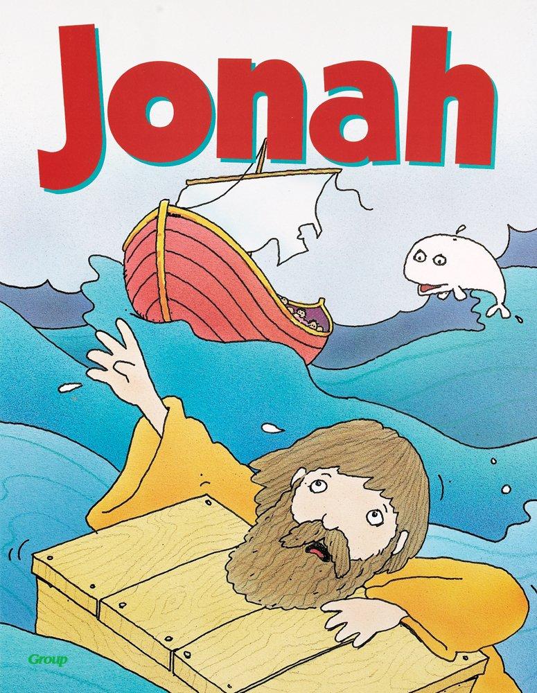 Bible Big Books: Jonah