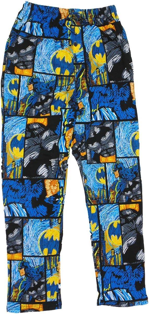 DC Comics Batman Blocks Sleep Lounge Pants