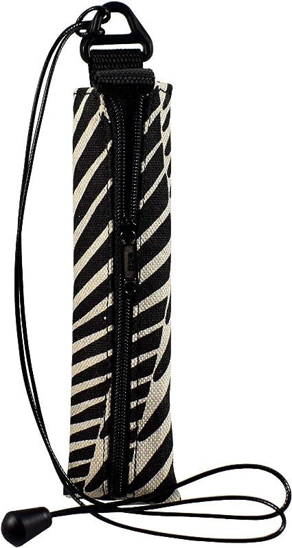 Plan B, Cebra, Funda Cigarrillo Electrónico, para Pen 2,5 cm Diámetro (L, Cebra): Amazon.es: Salud y cuidado personal