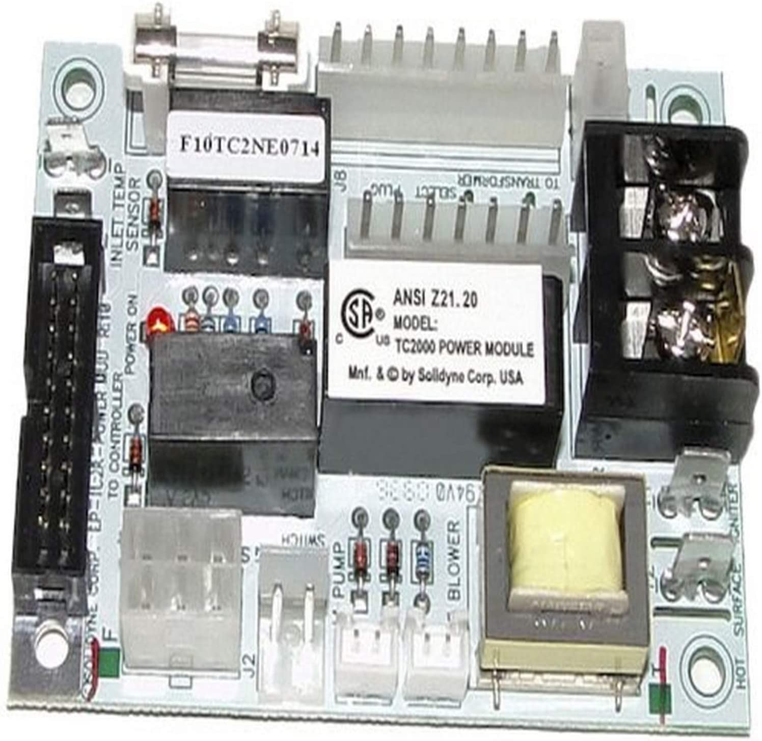 Zodiac R0366800 Power Control Board Replacement for Jandy Lite2LJ Pool and Spa