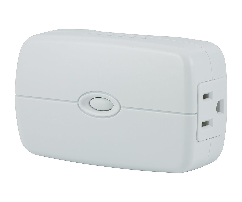GE Z Wave Wireless Smart Switch Lighting Control Module On