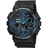 Casio G-Shock GA100-1A2 Ana-Digi Speed...