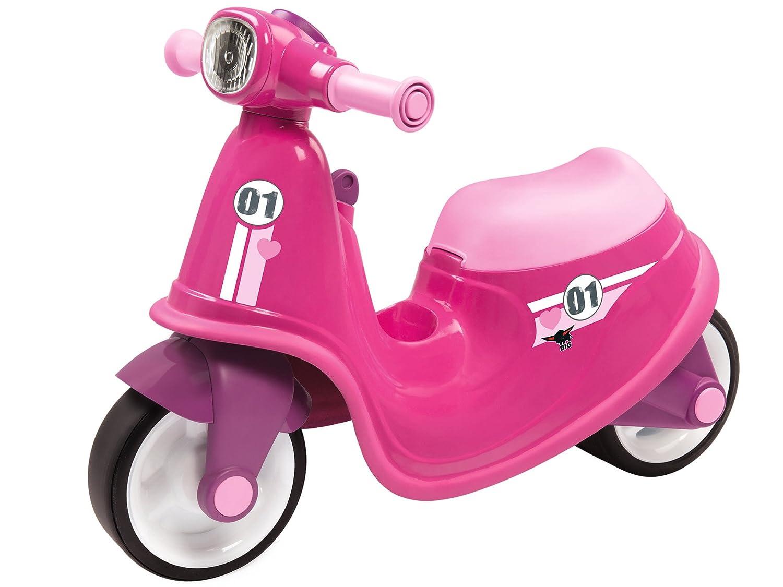 Rutscher Motorrad - Motorrad Kleinkind - BIG Classic-Scooter Girlie