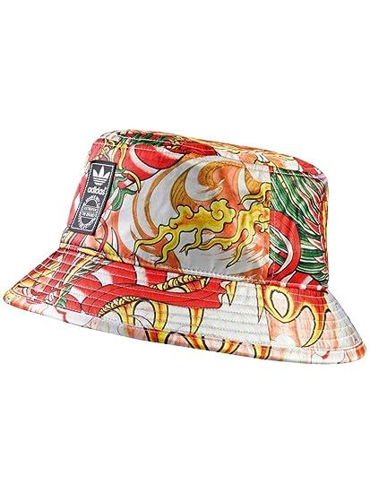 Beanie Women adidas Originals Dragon Print Bucket Hat  Amazon.co.uk   Clothing 360516ba6e