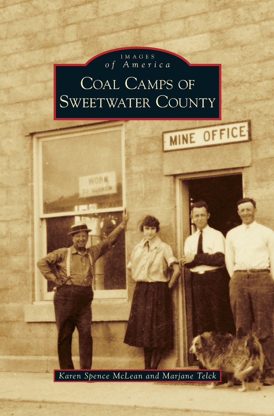 Download Coal Camps of Sweetwater County pdf epub