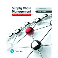 Supply Chain Management: Strategy, Planning and Operation (2-downloads) (What's New in Operations Management)