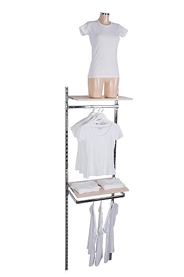 Küche 50 Cm Tief   Sommer International Ruckwandsystem Bari Set 7 Achsmass 62 5 Cm 50