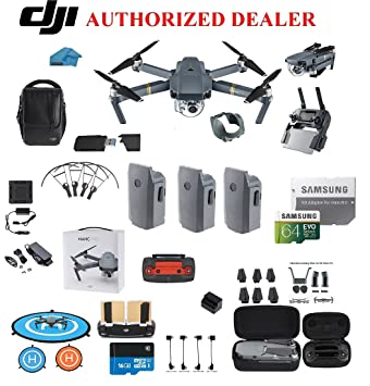 DJI - Dron Mavic Pro Quadcopter: Amazon.es: Electrónica