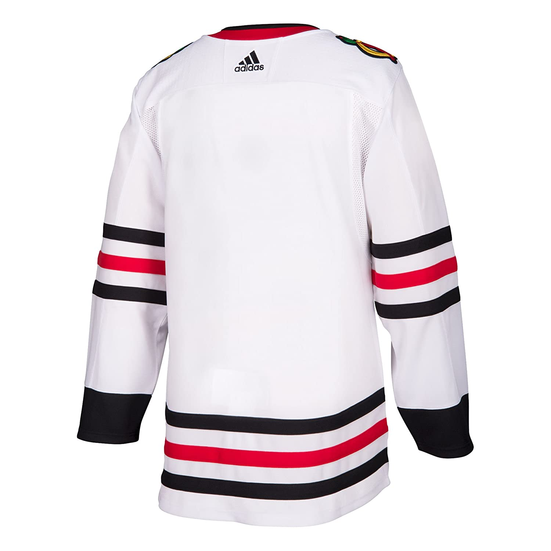 hot sales e9ef4 3fa3c Chicago Blackhawks Adidas Adizero NHL Authentic Pro Road ...