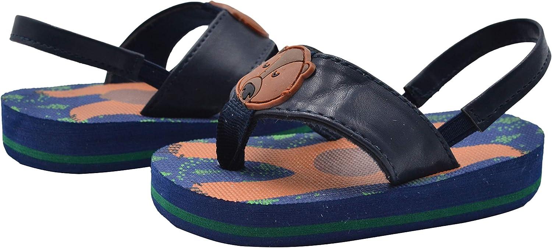 TEVA Toddler Boys Adjustable Straps Elastic Slingback Sport Sandals size 10