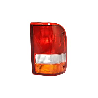 Right Passenger Side Tail Light Lamp for 1993-1997 Ford Ranger FO2801110 F37Z13404A: Automotive