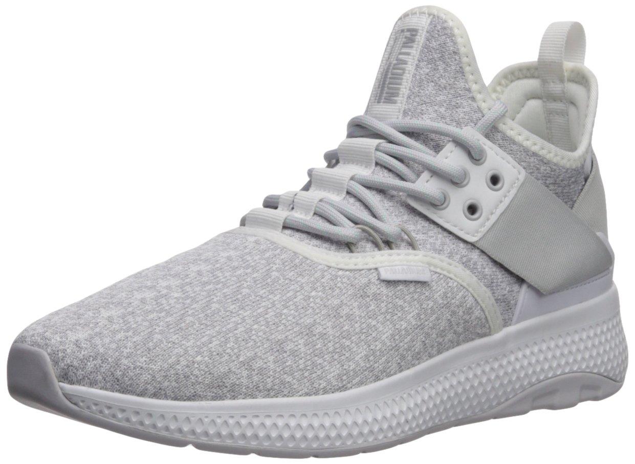 Palladium Women's AX Eon Lace K Sneaker B074B9K6QR 7.5 B(M) US|White