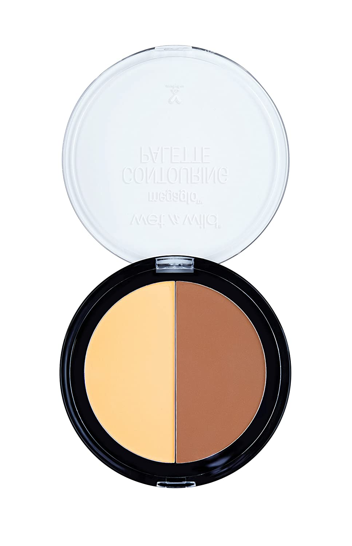 Wet n Wild Megaglo Contouring Palette Caramel Toffee Maquillaje - 1 unidad: Amazon.es: Belleza