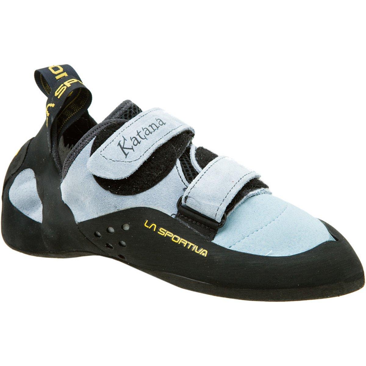 La Sportiva Katana Climbing Shoe - Women's 295-BLUE-40.5