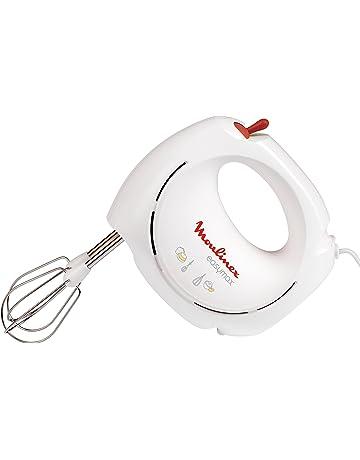 Moulinex Easy MAX Power ABM11A30 Batidora de repostería, tamaño compacto, 2 velocidades, accesorio