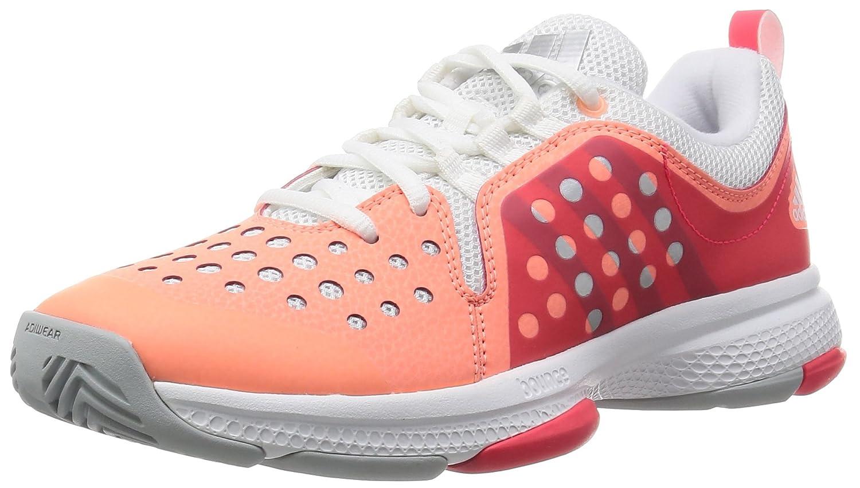 best website 34b2f 3ae9d adidas - Barricade Classic Bounce Chaussures de Tennis pour Femmes ( OrangeRouge) - EU 40 - UK 6,5 Amazon.fr Chaussures et Sacs