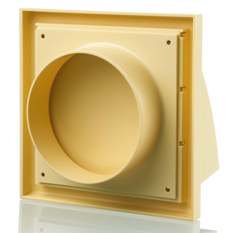 Blauberg Reino Unido Decor 155/x 155//100hk Cotswold piedra 100/mm para conductos redondos de pl/ástico y accesorios para ventilador Extractor ventilaci/ón/ /Cotswold Stone