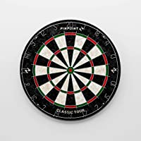 PINPOINT Classic Tour Beginner Dartbord – Trainingsdartbord voor Kroegspelen   Games Room Accessoires   Darts Bord met…