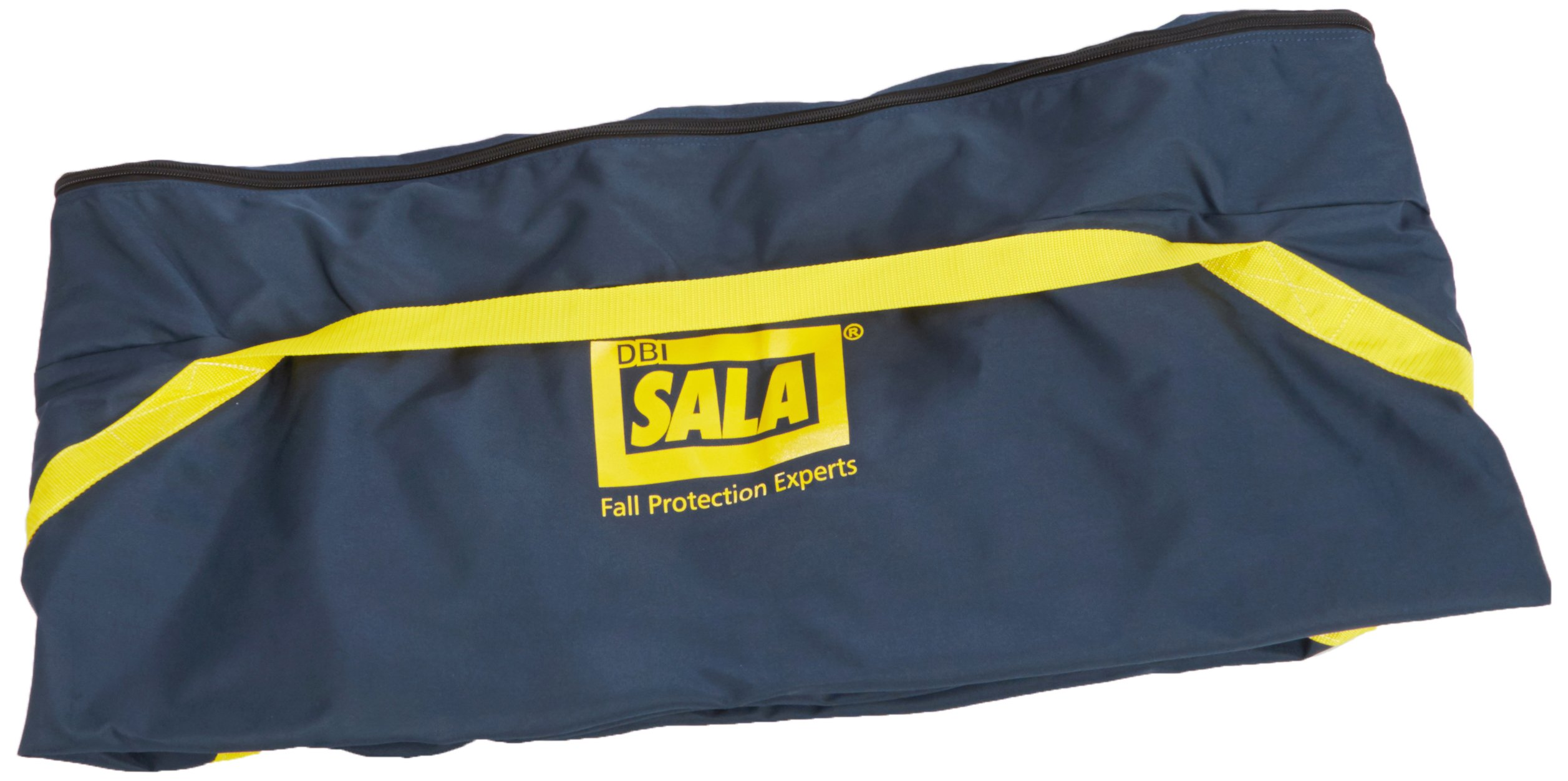 3M DBI-SALA,Advanced 9503095 Carrying Bag, with Zipper and Web Handles, For Advanced 9 ' Aluminum Tripod, Navy by 3M Fall Protection Business (Image #1)