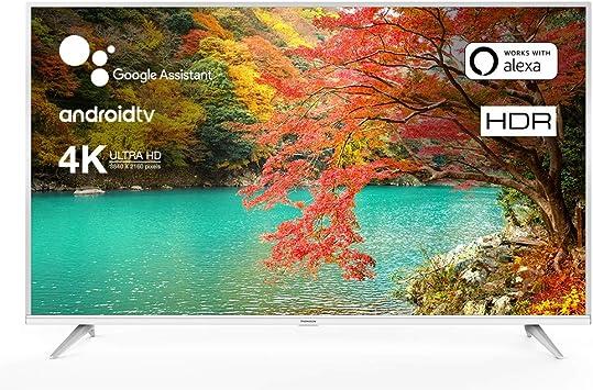 Televisore Thomson 50UE6400W Android TV: Amazon.es: Electrónica
