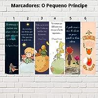 Marcadores de página O pequeno príncipe 6 un