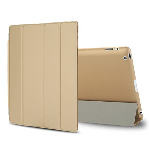 2966 opinioni per Besdata® Custodie progettate per Apple iPad 2/3/4 Materiale Poliuretano Apple