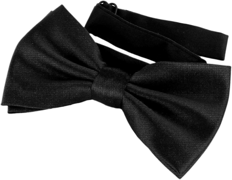 UK. Wool Pre-Tied Mens Bow Tie Vintage Intense Pink Tweed Great Reviews