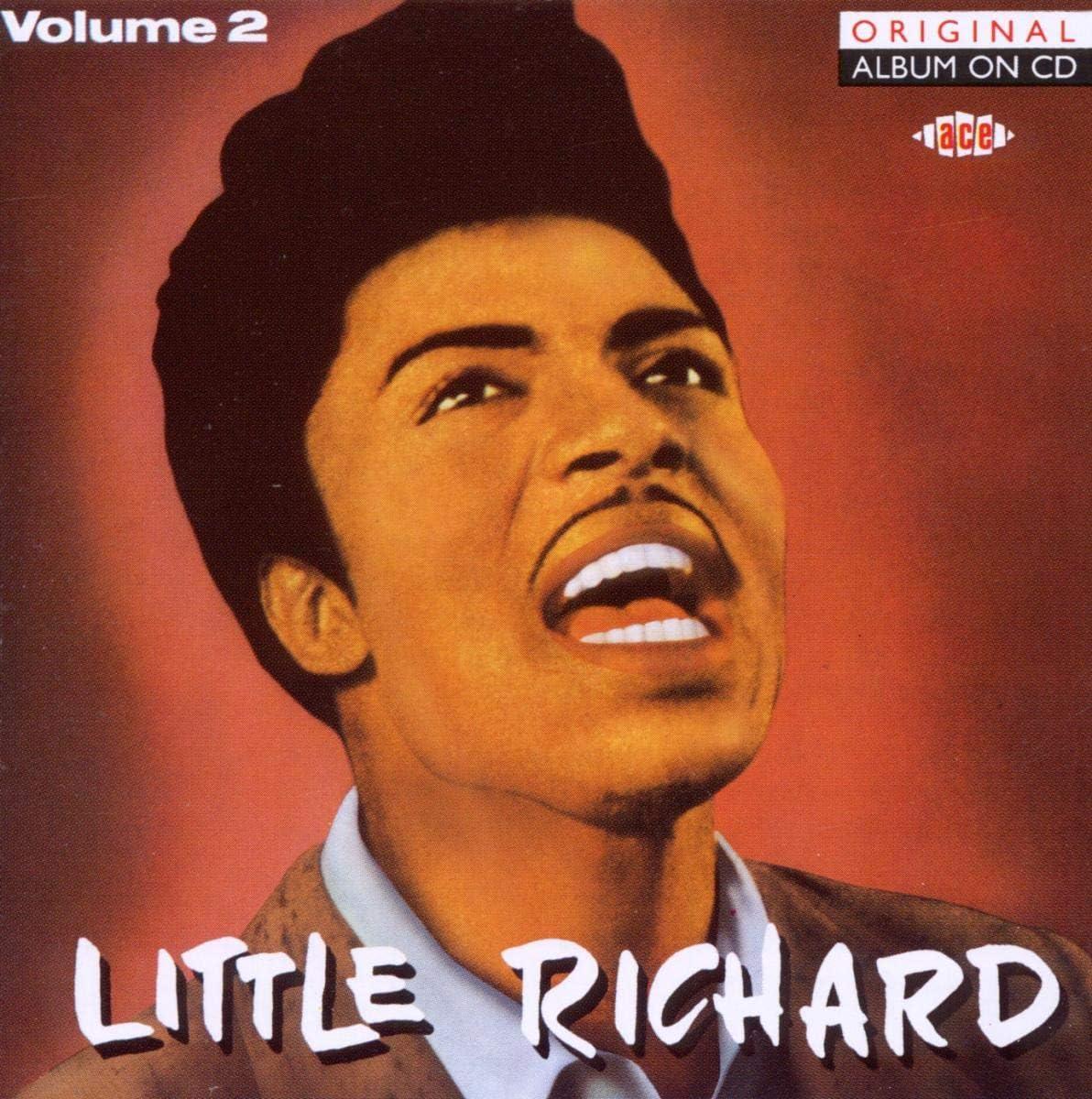 Amazon | Little Richard, Volume 2 | LITTLE RICHARD | 輸入盤 | 音楽