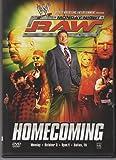 WWE Raw Homecoming
