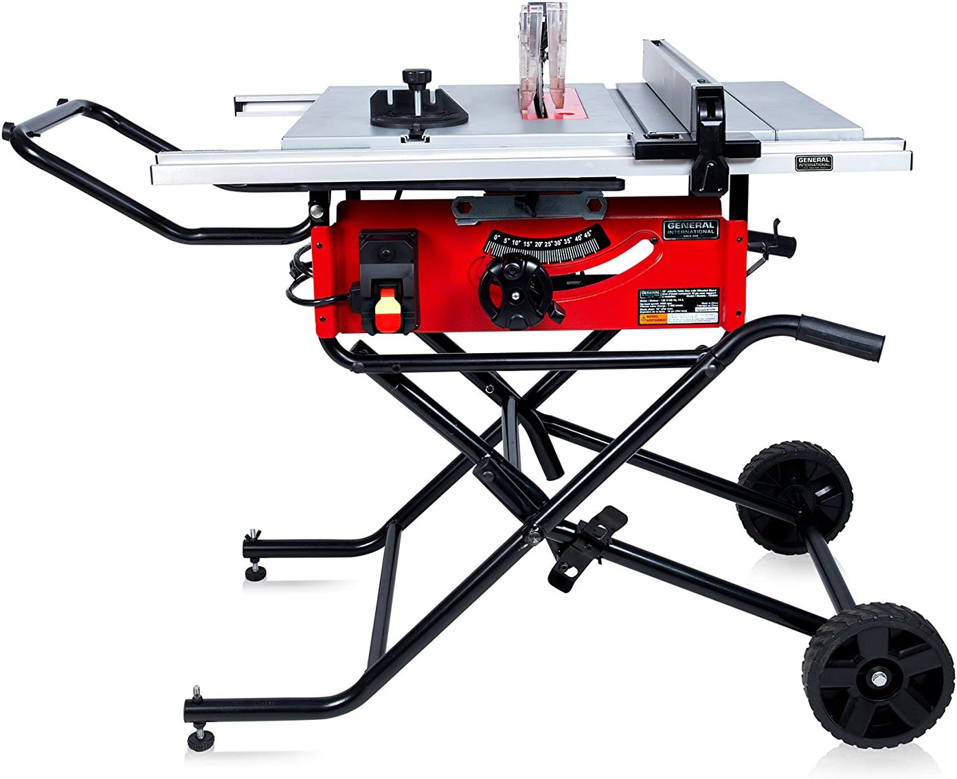 General International TS4004 Table Saws product image 1