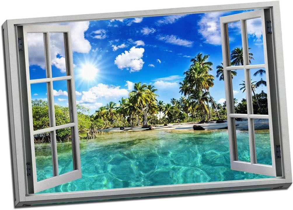 Nautical Wave Window Cling 5-Pack Coming Soon CGSignLab 30x20