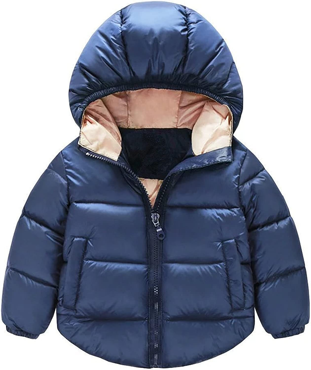chinatera Baby Fleece Warm Vests Unisex Toddler Cotton Waistcoat Winter Jackets