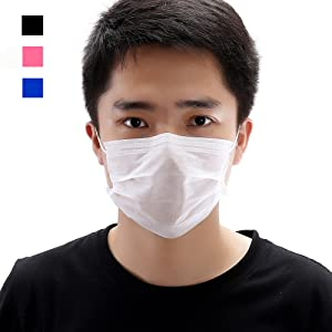 mchoice disposable face mask