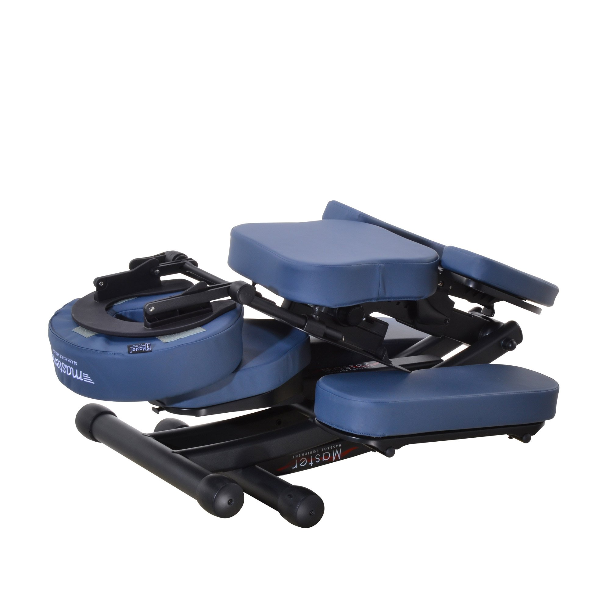 Master Massage Rio Portable Massage Chair - Royal Blue by Master Massage (Image #6)
