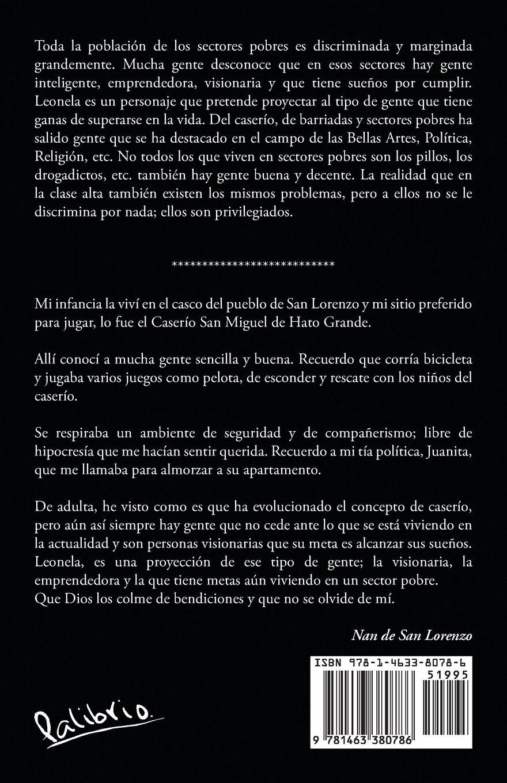 Leonela Donestevez (Spanish Edition): Nan De San Lorenzo: 9781463380786: Amazon.com: Books