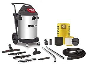 Shop-Vac 16 Gallon 3.0 Peak HP SS Industrial 2 Stage SS Industrial Wet Dry Vacuum - 9593510