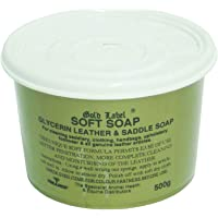 Gold Label Soft Soap Leathercare