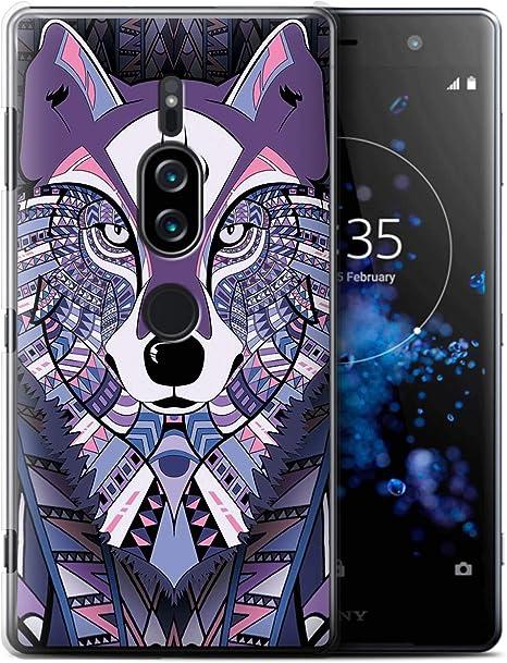 eSwish - Carcasa para teléfono móvil, diseño de Animales Lobo ...