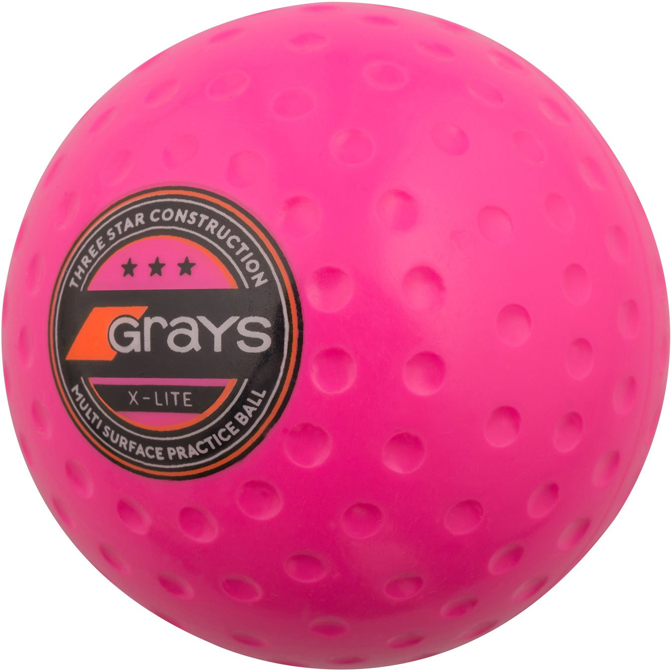 GRAYS-Lite Hockey Ball (2017/18) Rose 645700