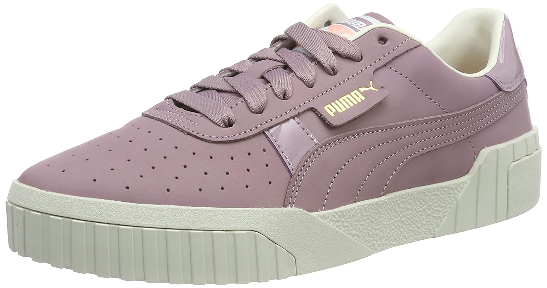 Cali Nubuck Wn S Leather Sneakers