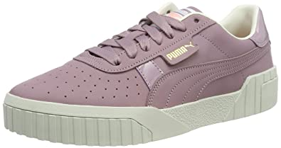   PUMA Women's Cali Nubuck WN's Low Top Sneakers