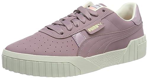 Puma Cali Nubuck Wns, Zapatillas para Mujer, Morado (Elderberry), ...