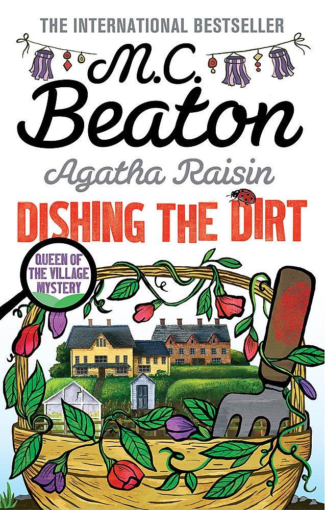 Download Agatha Raisin: Dishing the Dirt pdf